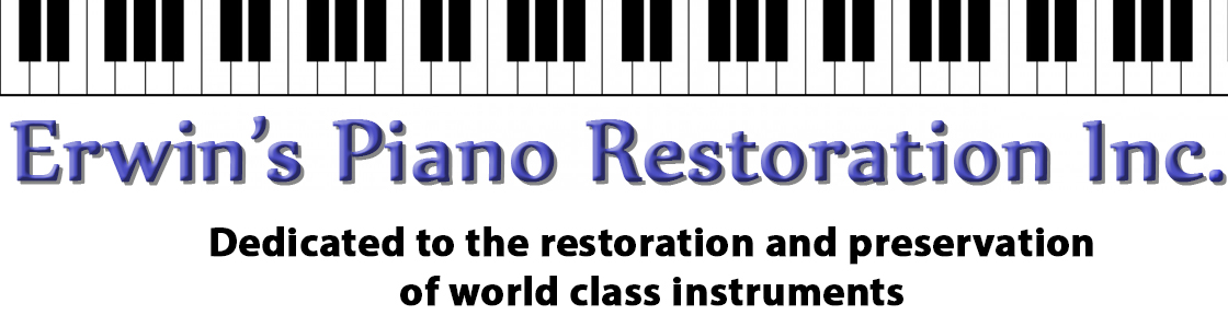 Erwin's Piano Restoration Inc.